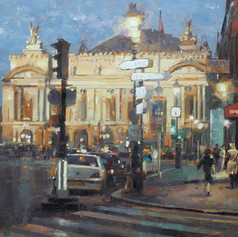 The Opera, Paris - SOLD