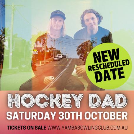 HOCKEY DAD - 30th October