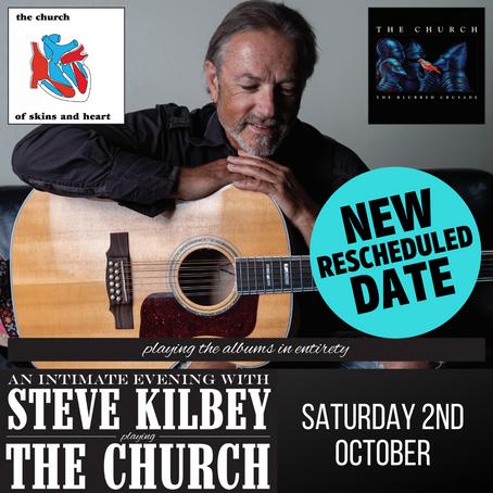 STEVE KILBEY - 2nd October