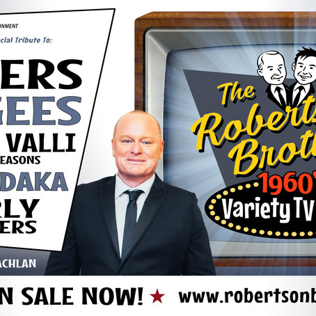 THE ROBERTSON BROTHERS - 6th February
