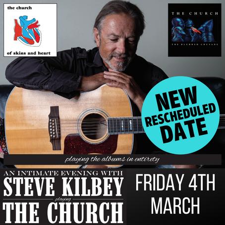 STEVE KILBEY - 4th March