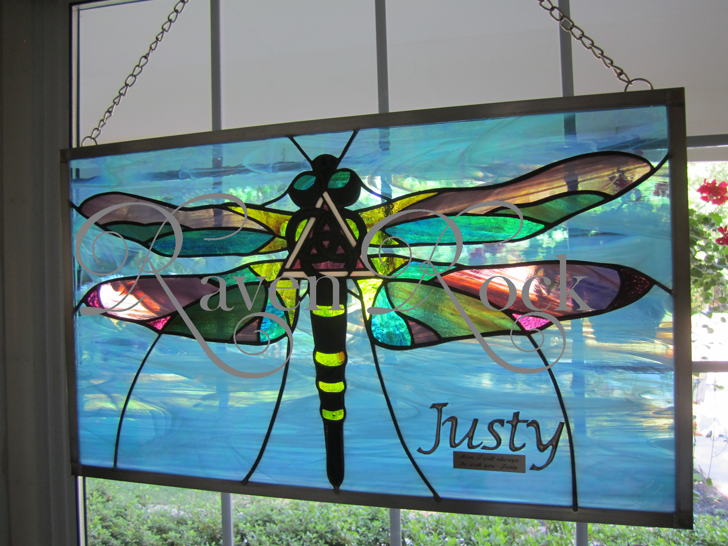 Memorial Dragonfly