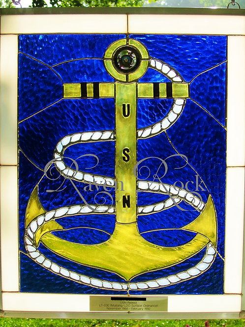 US Navy retirement, USN, Anchor, Military