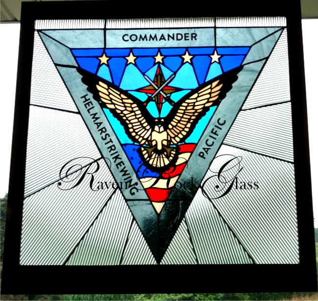 Navy Pacific Command Window