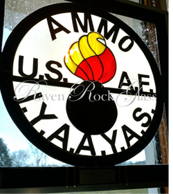 USAF Ammo Panel