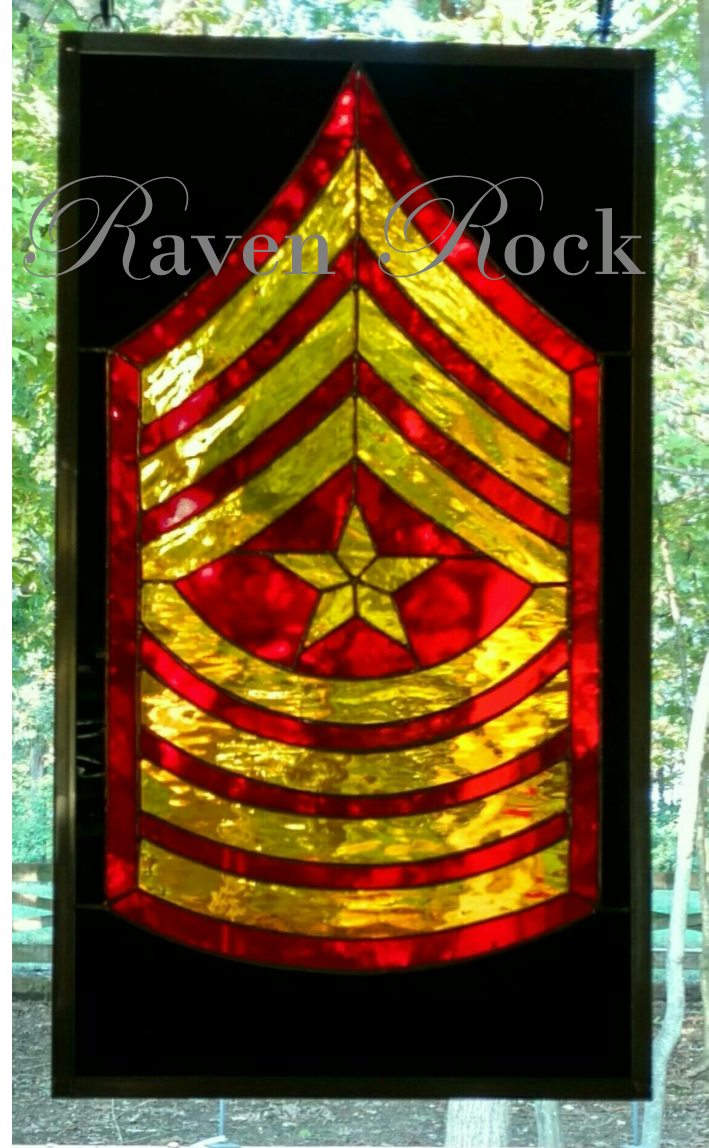Marine or Army Service Stripes