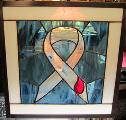 Type 2 Diabetes Awareness Ribbon