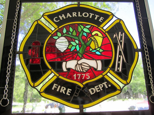 Local Fire Department Logos- PERSONALIZED