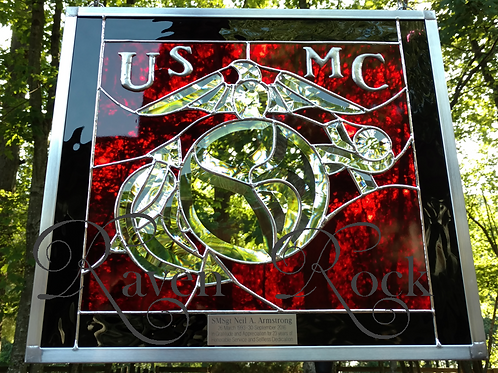 USMC Retirement or Promotion, Marine Corp, Eagle globe and Anchor