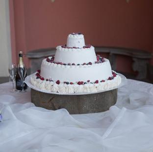 basamento torta nuziale