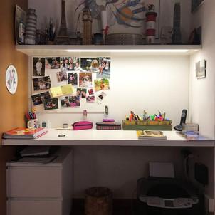 angolo studio illuminazione LED