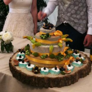 base torta nuziale