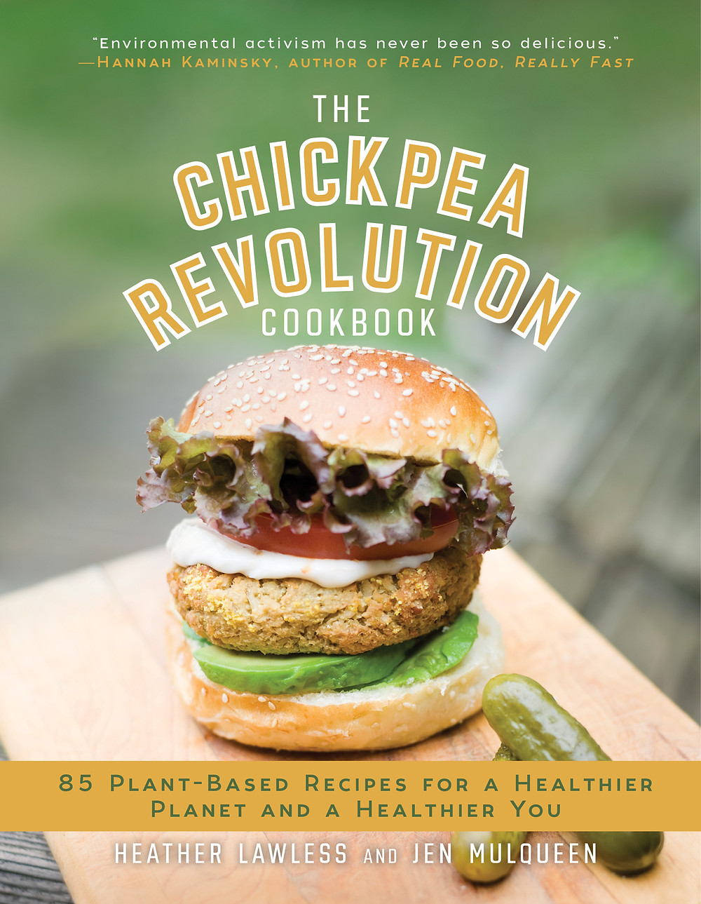 Chickpea Revolution