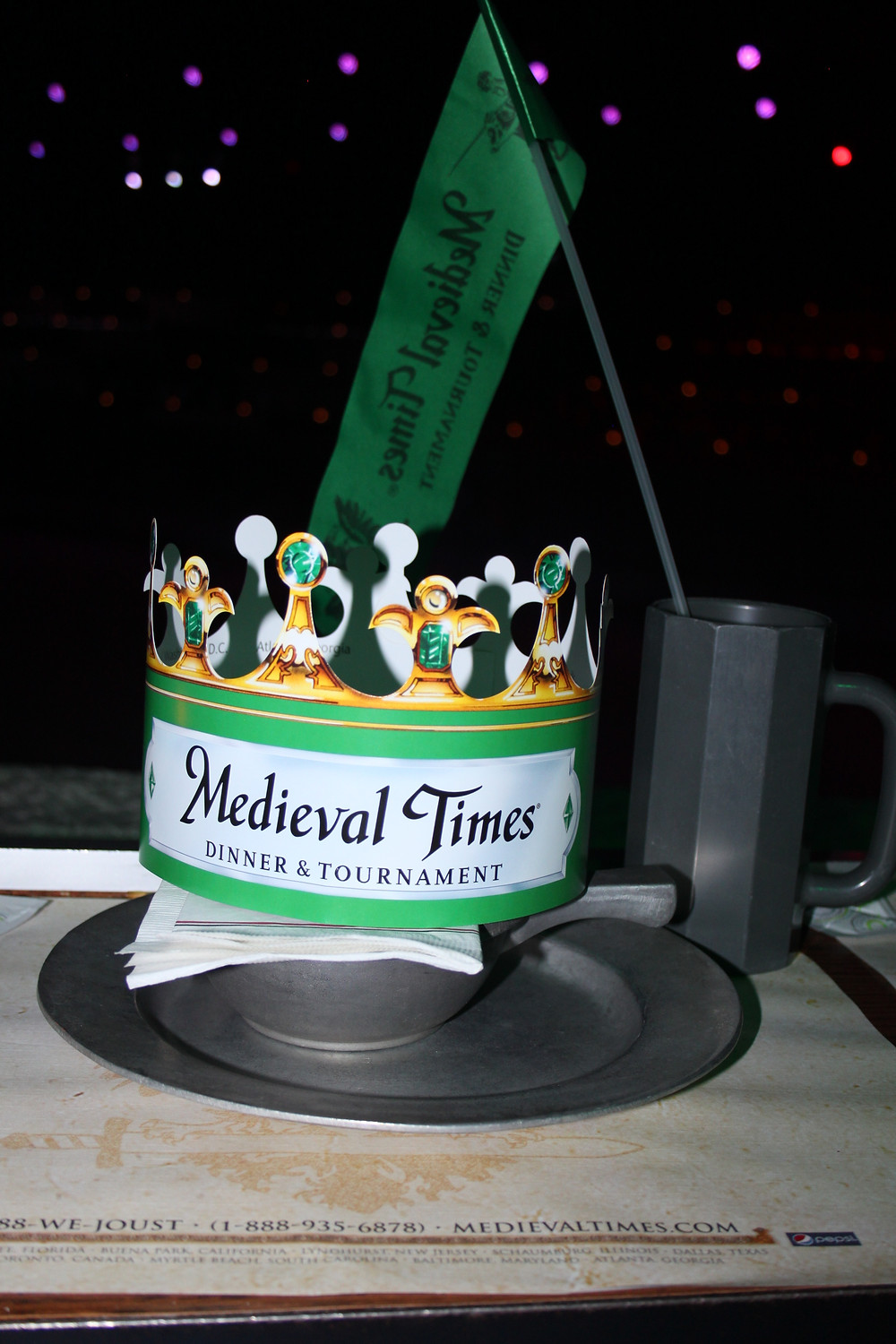 accessible Toronto Medieval Times