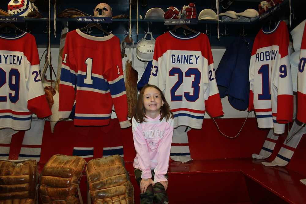 Accessible Toronto Hockey Hall of Fame