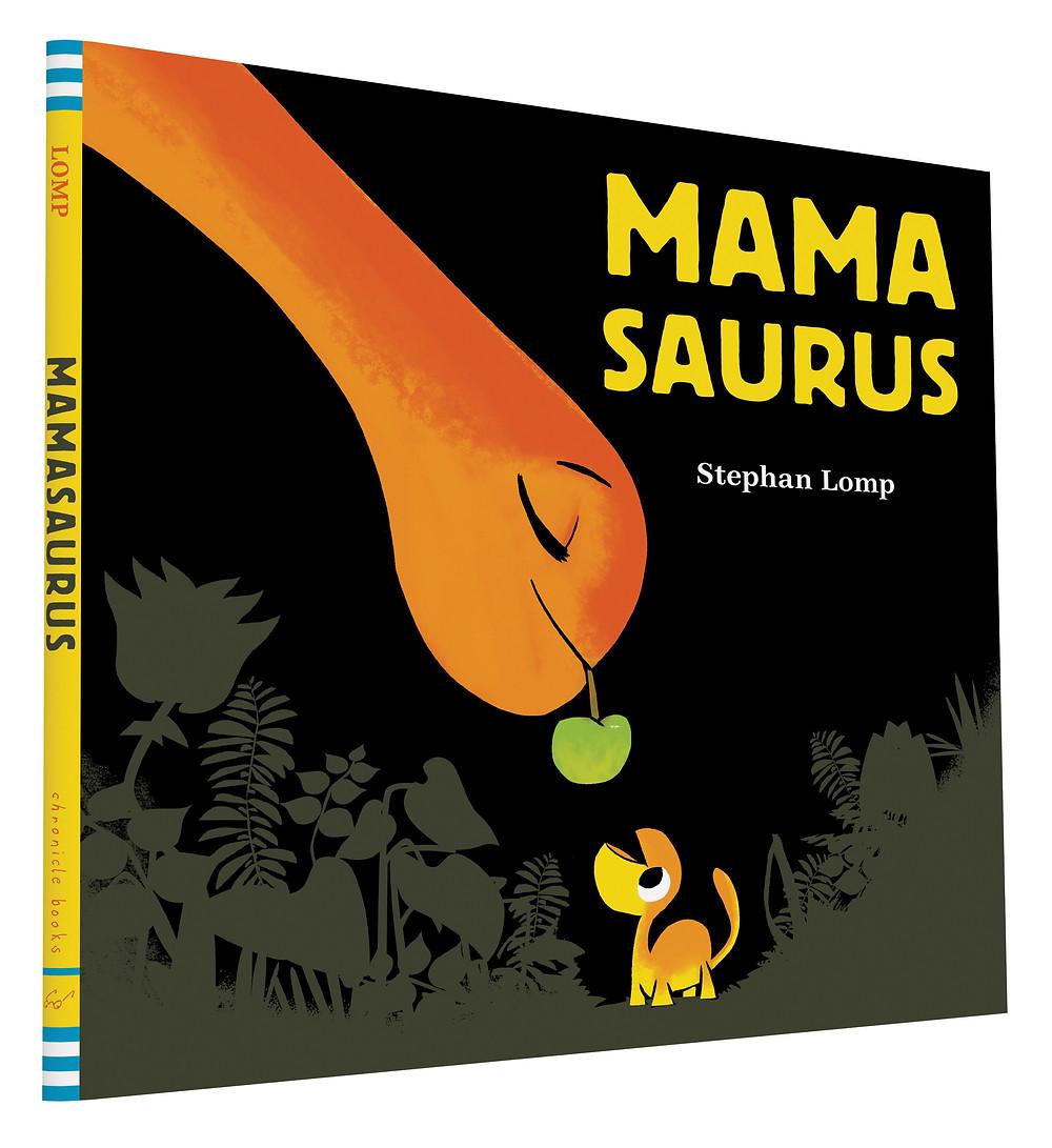 Mamasaurus by Stephan Lomp