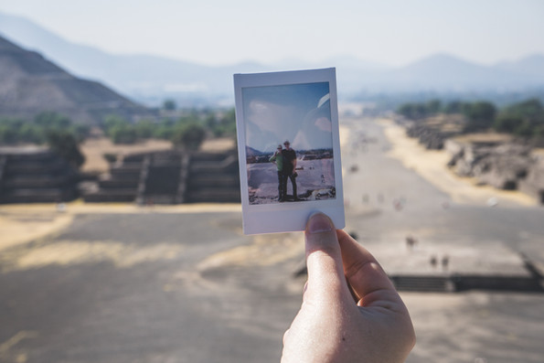 With love from Teotihuacán