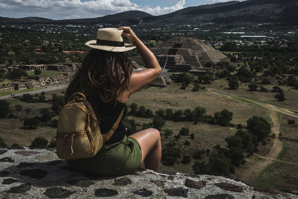 Teotihuacán is pure instagram gold!