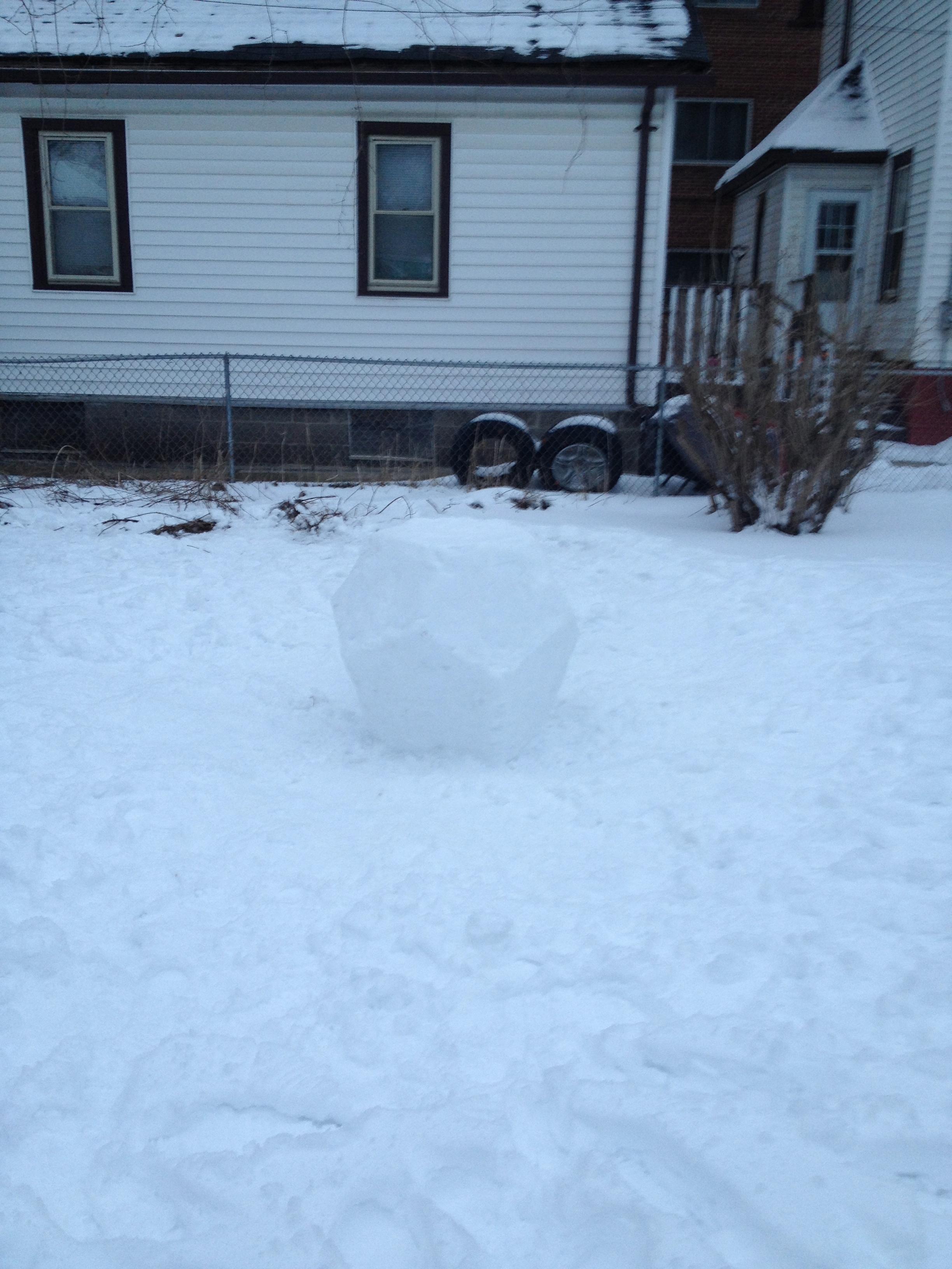 Snowdecahedron, 2013 D