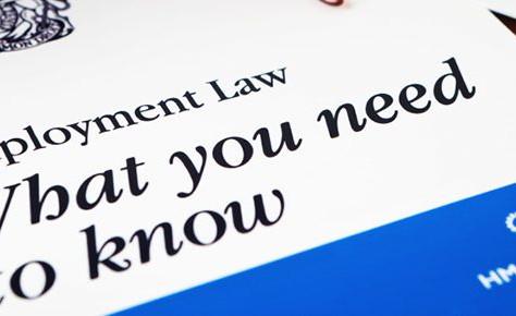 Employment Law Update 2018 - 2019