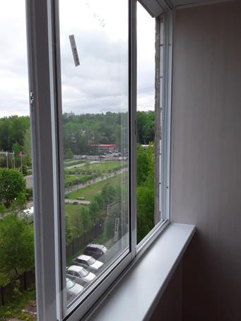 Балкон Дмитров 27