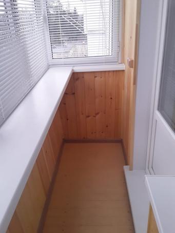 Балкон Дмитров 3