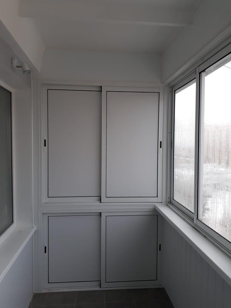 Балкон Дмитров 24