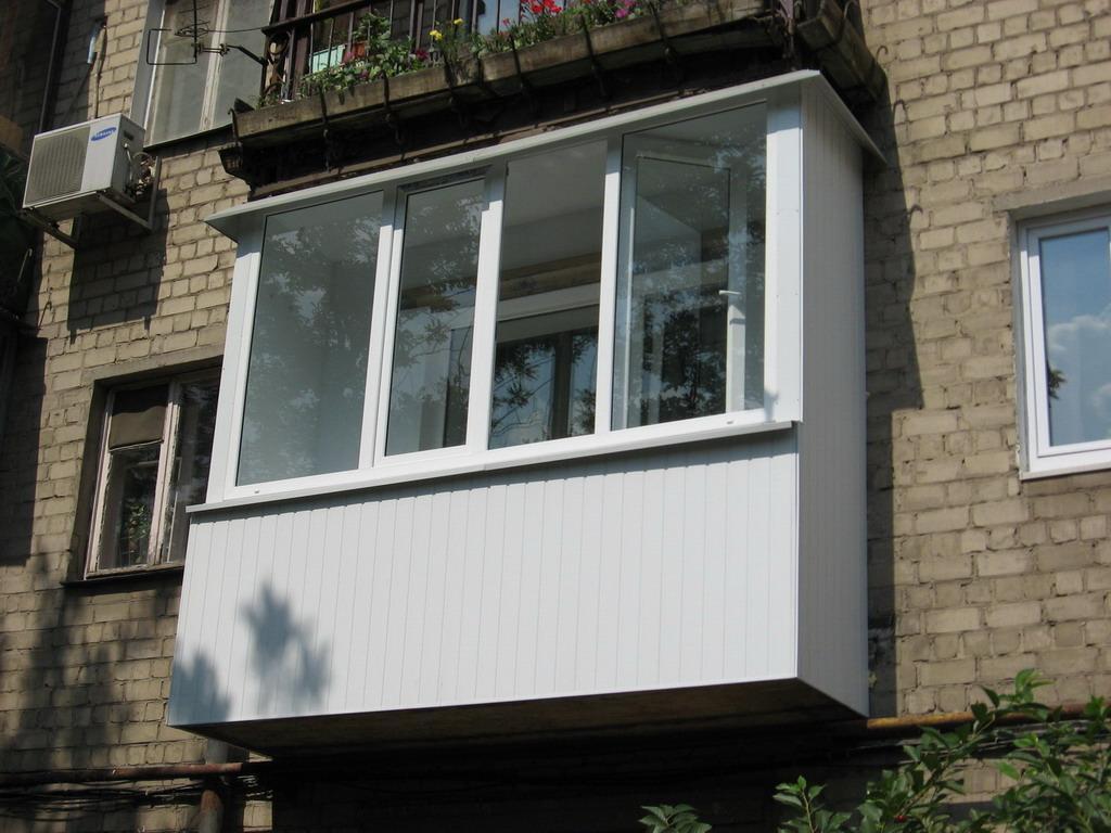 остекление балкона дмитров