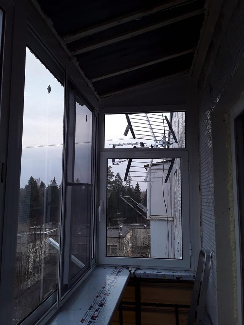 Балкон Дмитров 10