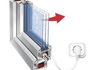 окна с электрообогревом дмитров
