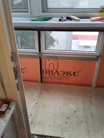 Балкон Дмитров 8