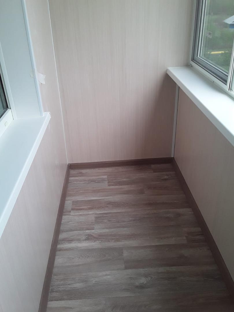 Балкон Дмитров 25