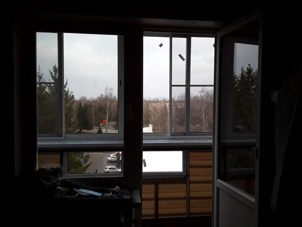Балкон Дмитров 12