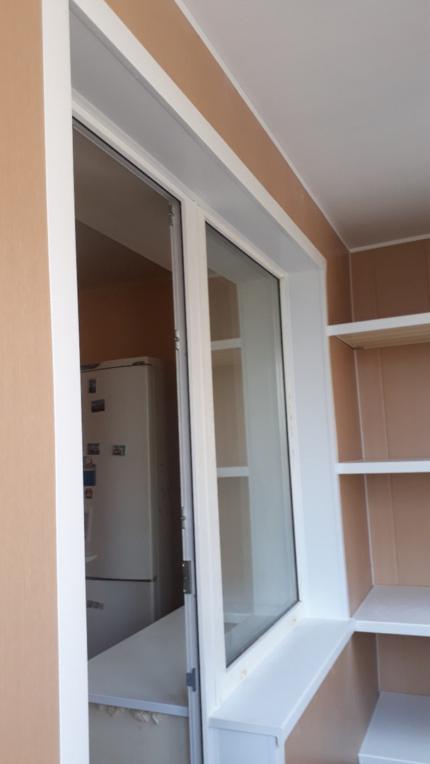 Балкон Дмитров 21