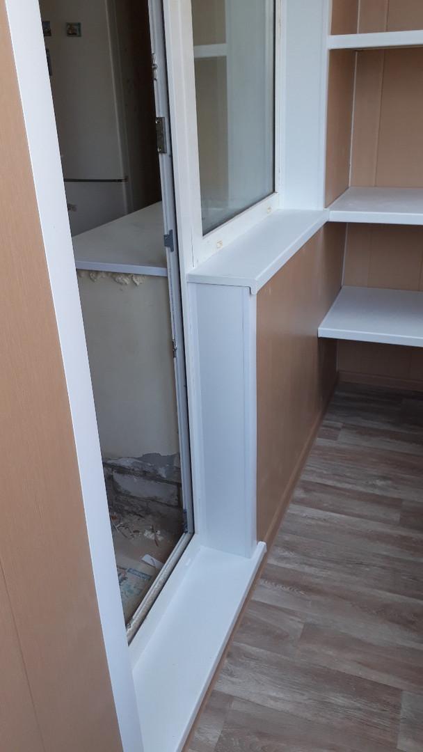 Балкон Дмитров 15