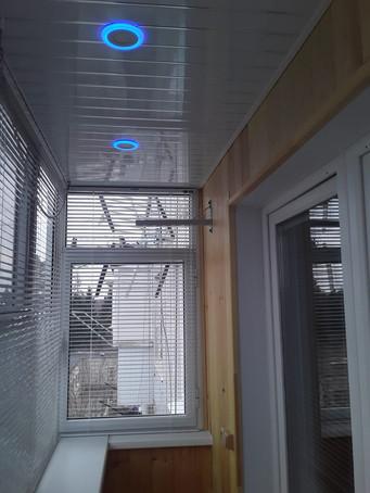 Балкон Дмитров 2