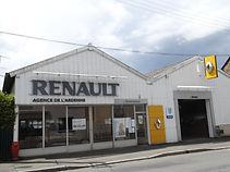 Carrosserie La Guerche de Bretagne Renault