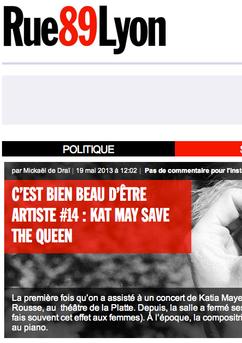 Rue 89 Lyon - Article
