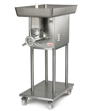 Occasion machine Boucherie Horeca Hachoir OMEGA modèle TH32 Buysse Food Machinery