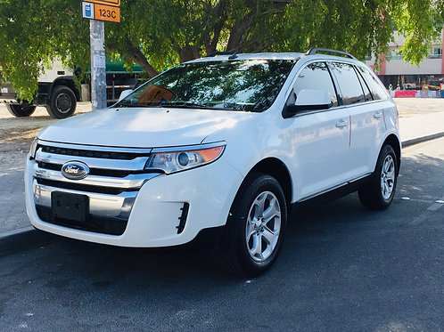 FORD EDGE 2014 LADY DRIVEN CLEAN CAR WITH ZERO DOWN PAYMENT