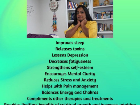 Cleanse your Home, Aura, Chakras with Reiki