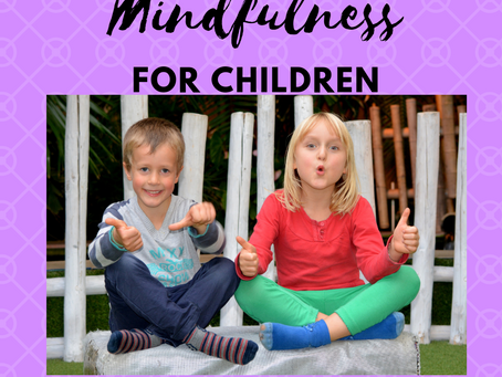 Series 1 : Mindfulness Made It Easy for Children