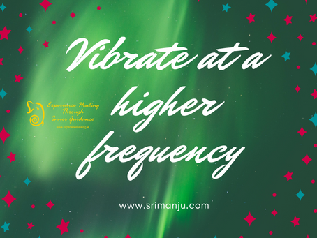 How to vibrate at a higher frequency