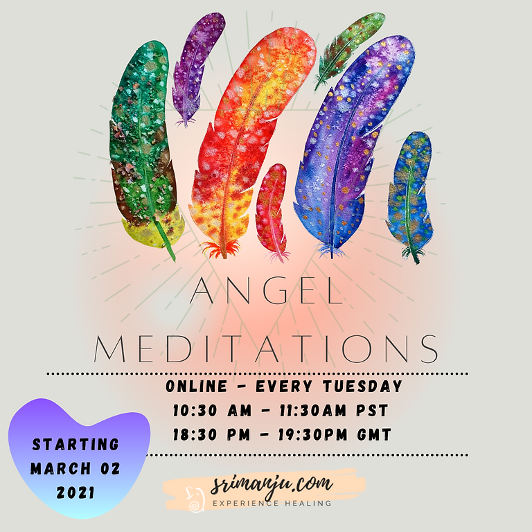 Angel Meditations Weekly