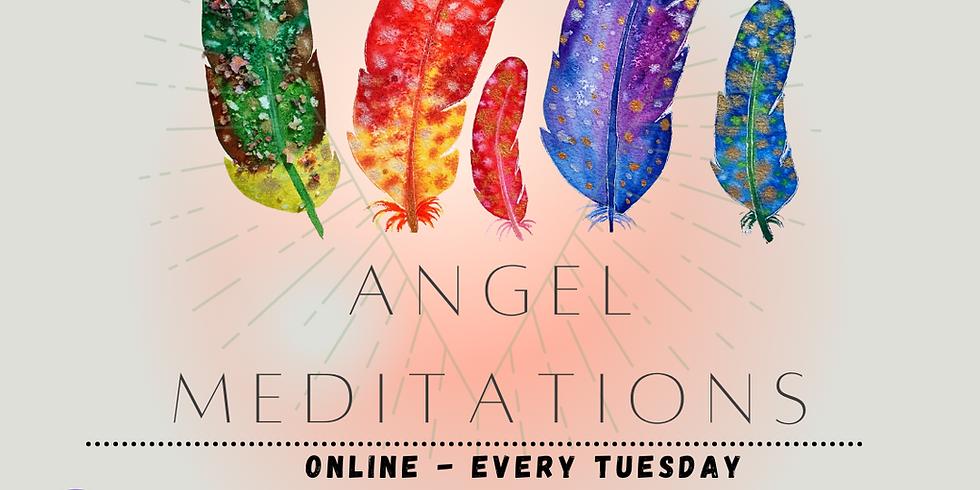 Angel Meditations Weekly