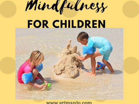 Series 3: How you would bond with your child with mindfulness