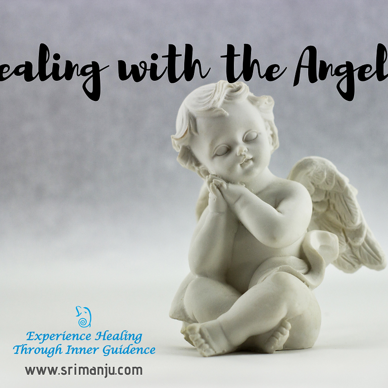 Healing with the Angels - Online