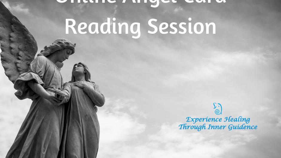 30 min Online Angel Card Reading