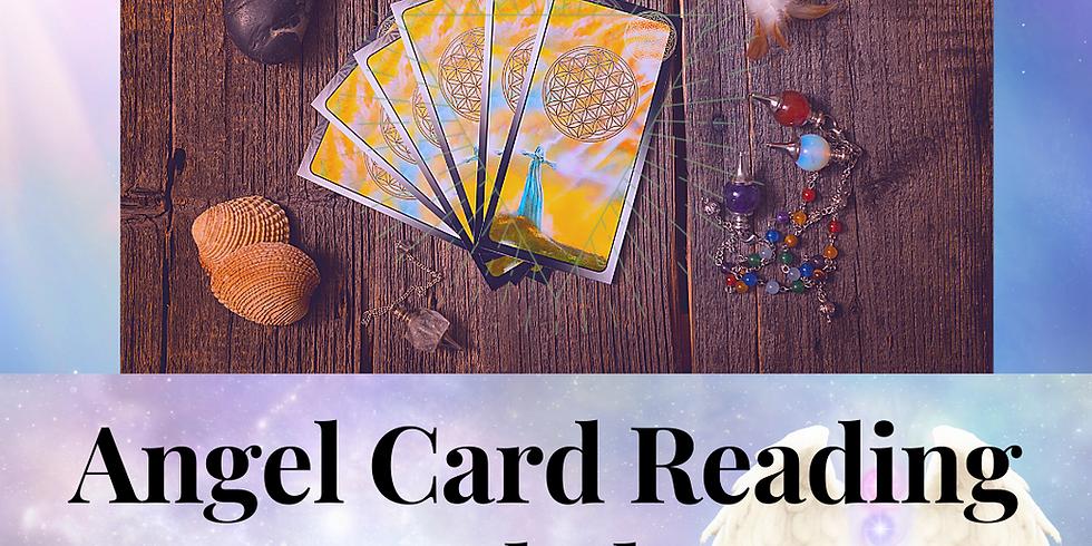 Angel Card Reading Workshop - Online