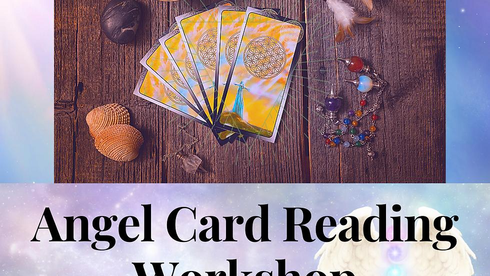 Online - Angel Card Reading Workshop